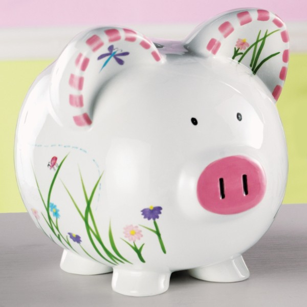 Congratulate, Adult piggy banks for