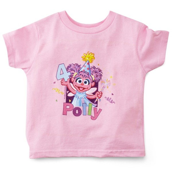 abbey cadabby adult t-shirt