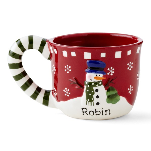 Personalized Christmas Mugs at Personal Creations