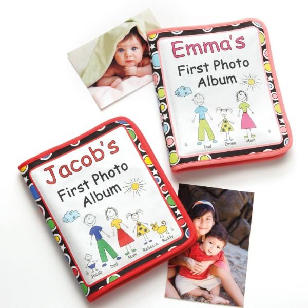 Baby's First Photo Album