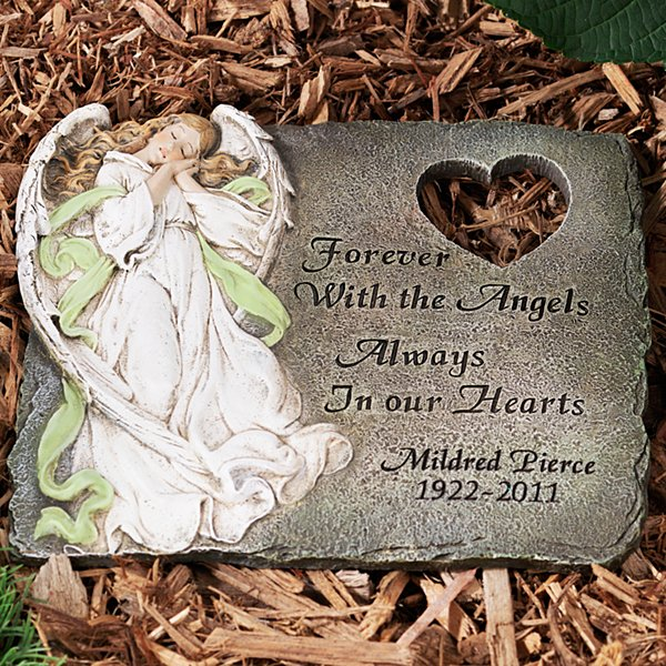 Forever With The Angels Stepping Stone