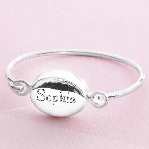 Child S Bangle Bracelet