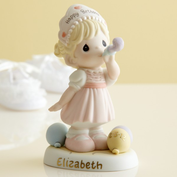 Precious Moments Birthday Princess Figurine