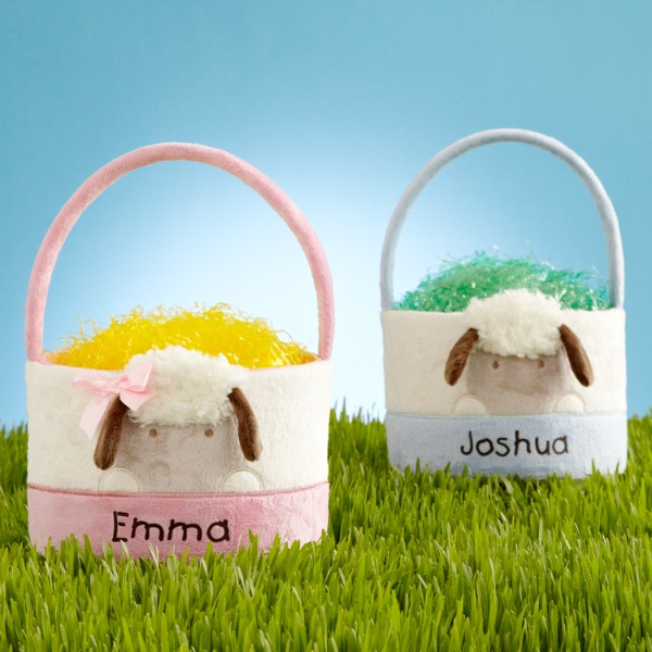 Personalized Easter Baskets Personalized Easter Baskets