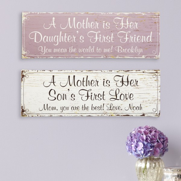 Gifts for mom at personal creations for Christmas gift ideas for mom from daughter