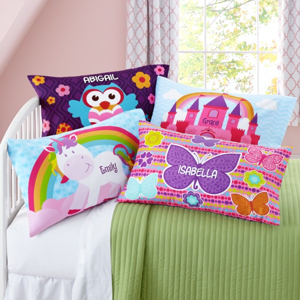 Girls Sleepy Time Pillowcase