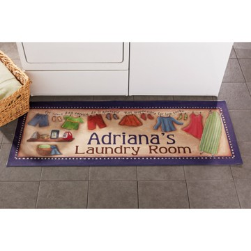 Laundry Room Runner Doormats