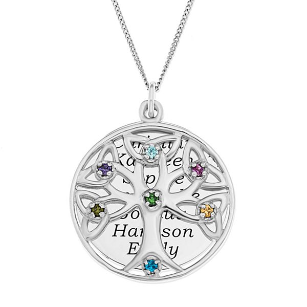Eternal Family Tree Necklace