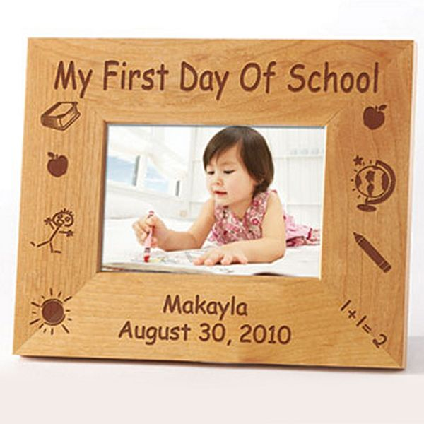 First Day of School Frame - 5 x 7