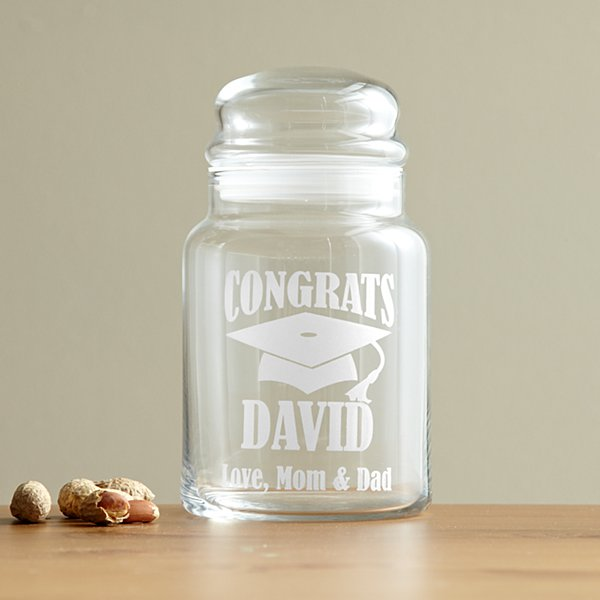 Graduation Treat Jar