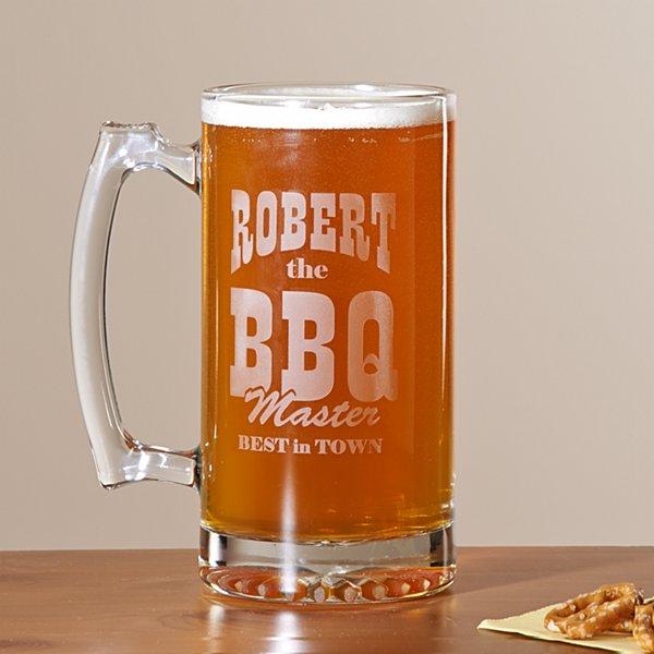 BBQ Master Beer Mug