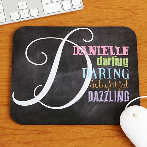 All About Her Mouse Pad