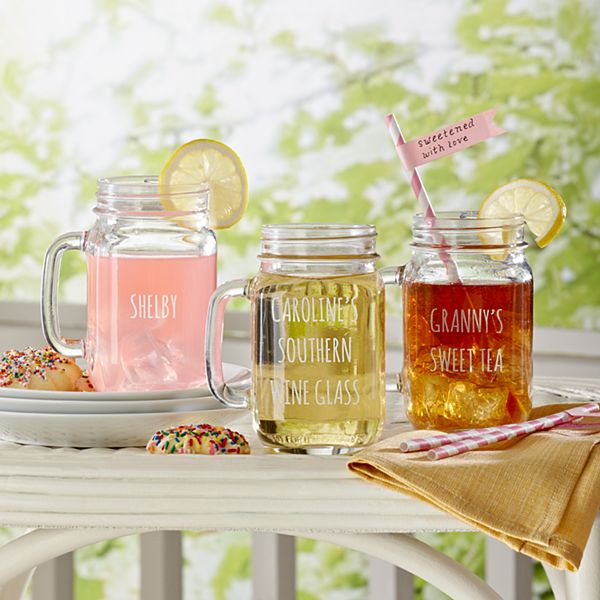Sippin' Time Mason Jar Mug
