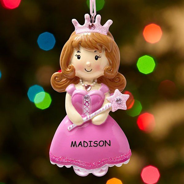 Perfect Princess Ornament