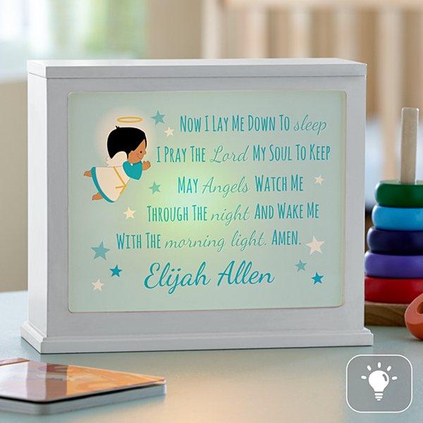Children's Prayer  Accent Light