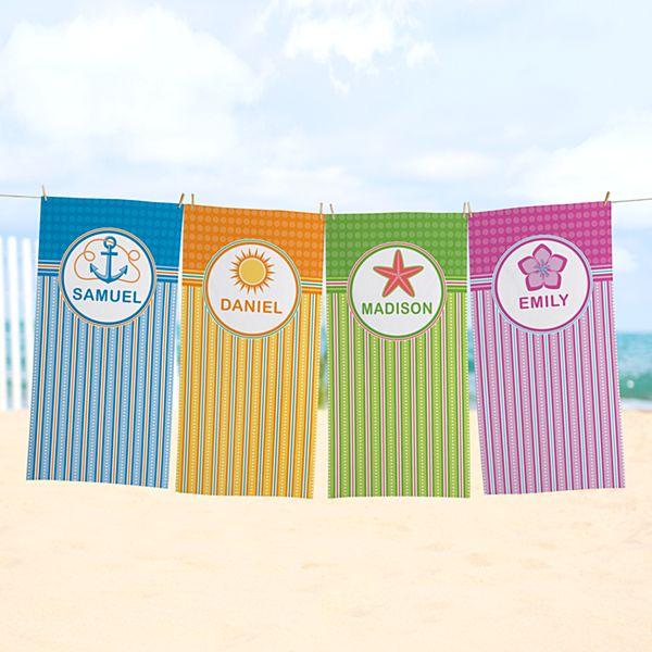 Cabana Cool Towel