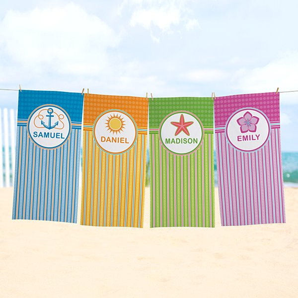 Cabana Cool Towel