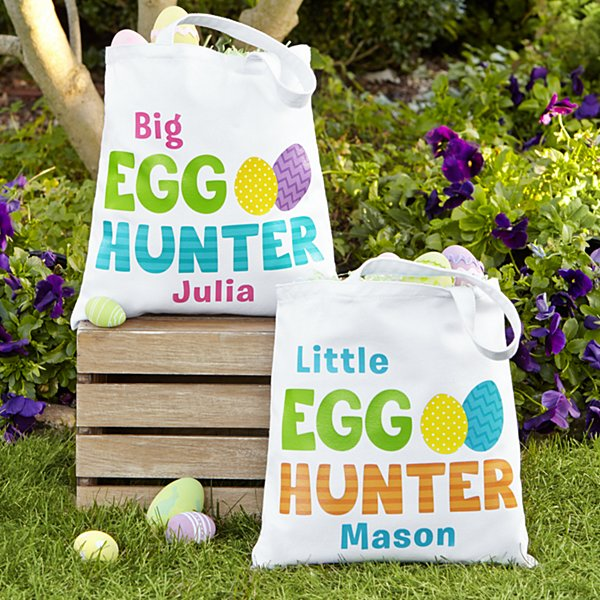 Official Egg Hunter Tote