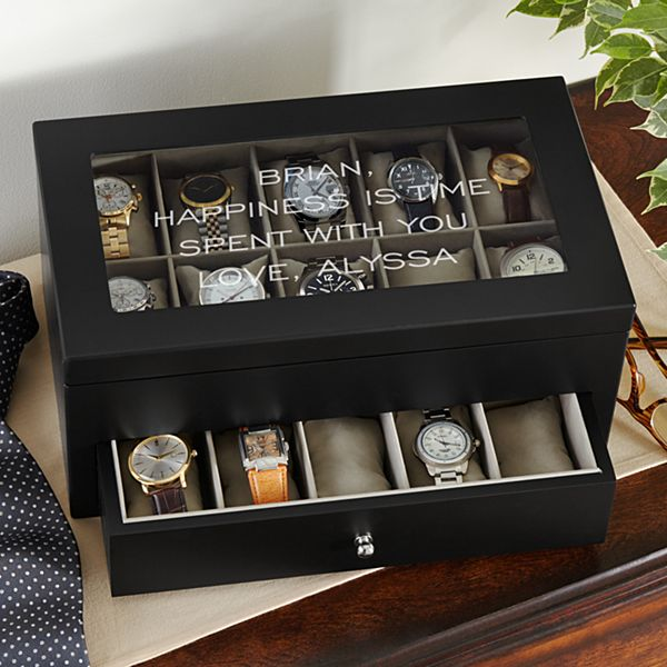 Timeless Treasure 20 Watch Box