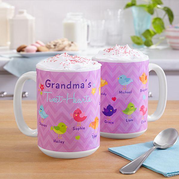 Her Tweet-Hearts Mug