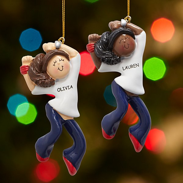 Hip Hop Dancer Ornament
