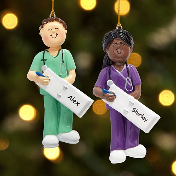 Medical Professional Ornament