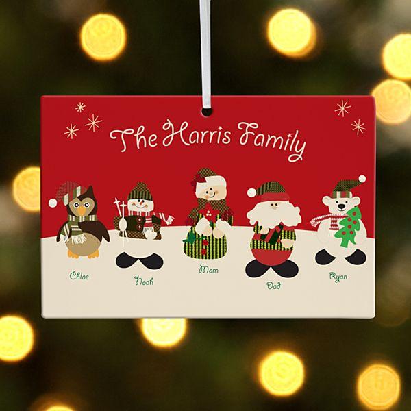 Winter Wonderland™ Rectangle Ornament