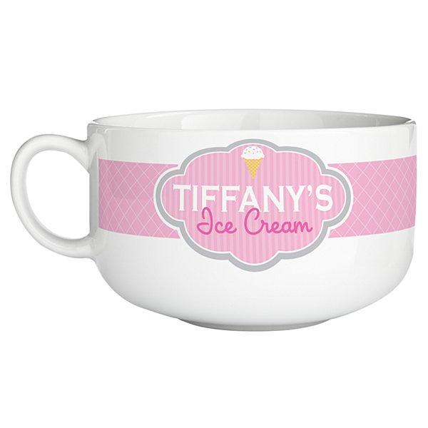 Ice Cream Bowl - Pink