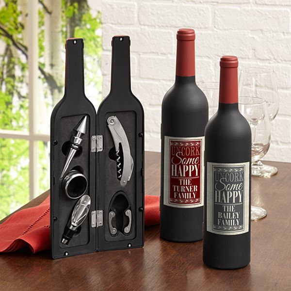 Uncork Some Happy 5 Piece Tool Set