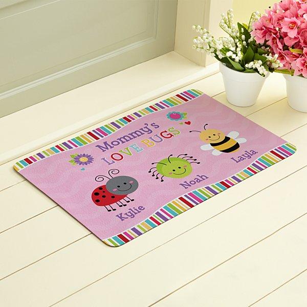 Love Bugs Doormat