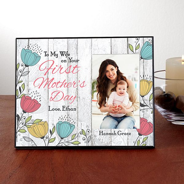 Her First Mother's Day Frame