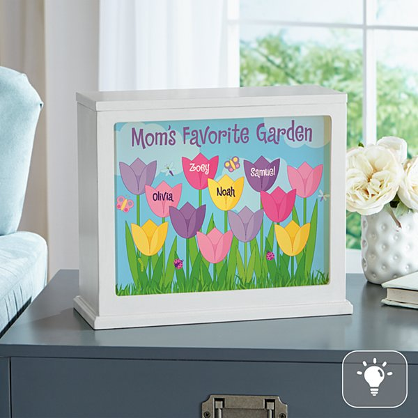 Tulip Garden Accent Lamp