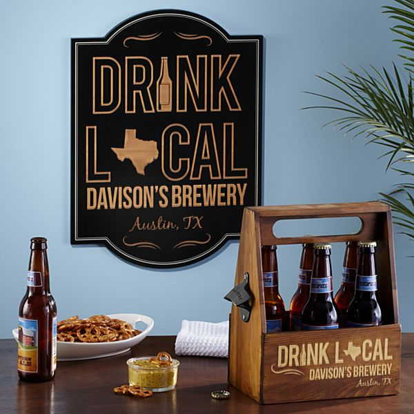 Drink Local Collection