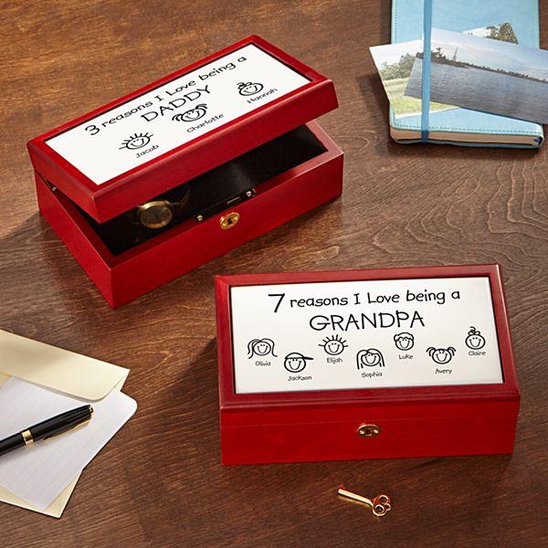 Reasons Why™ Keepsake Box