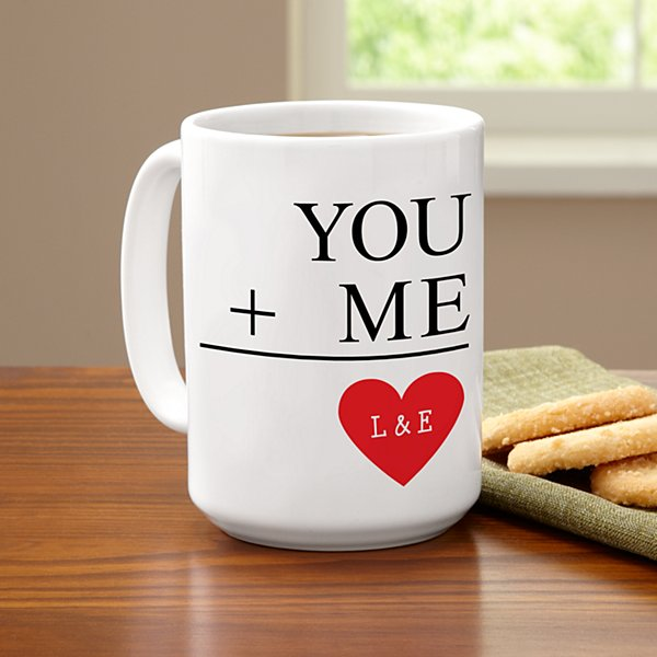 Adds Up To Us Mug