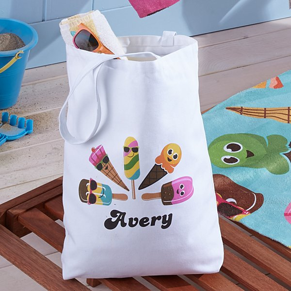Cool Summer Treats Tote