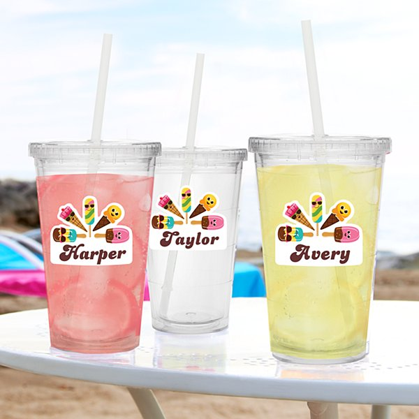 Cool Summer Treats Tumbler