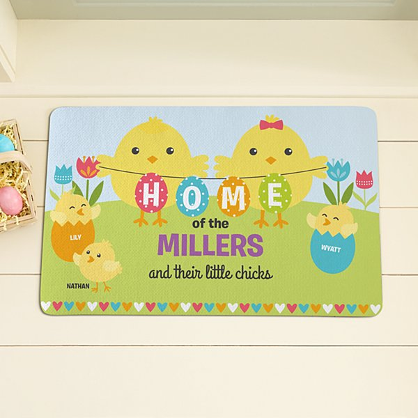 Welcome to the Home of... Doormat