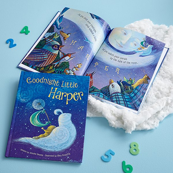 Goodnight Little Me Book