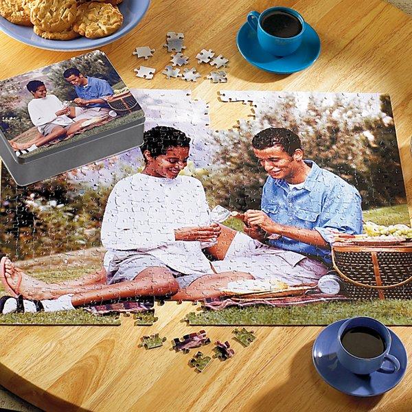 11 x 14 - 252 Piece Photo Puzzle