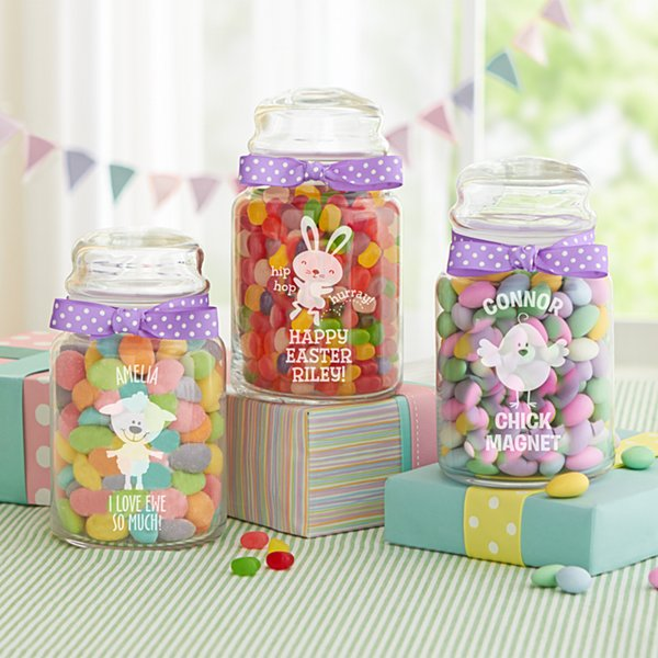 Easter Fun Treat Jars