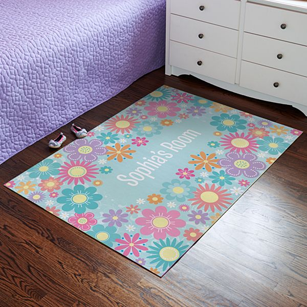 Flowers Playmat
