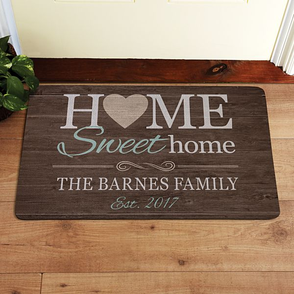 You Are Home Doormat
