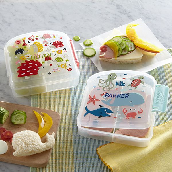 Bitty Bites Good Lunch® Sandwich Box