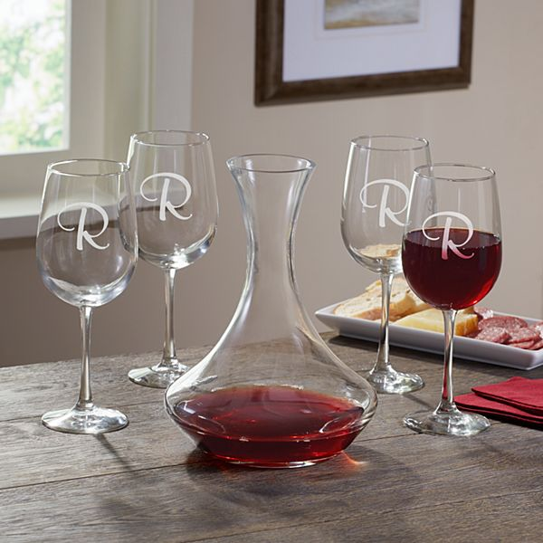 5 Piece Wine Entertaining Set