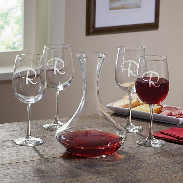 5 Piece Wine Entertaining Set