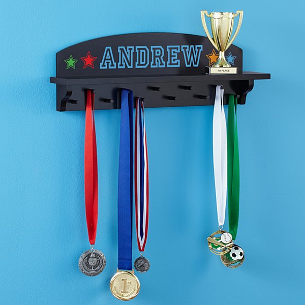 Trophy & Medal Display