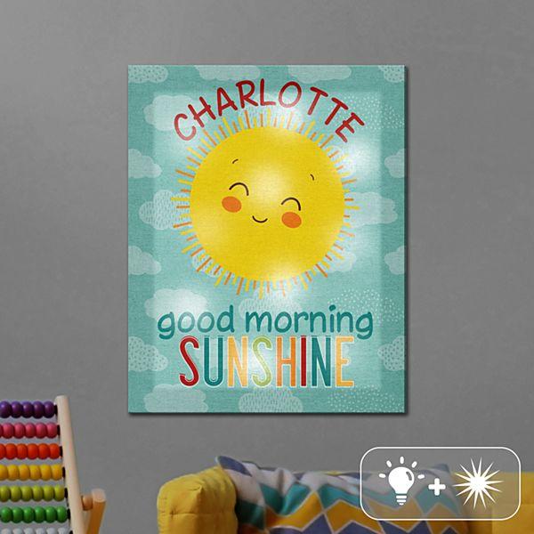 TwinkleBright® LED Sunshine Canvas