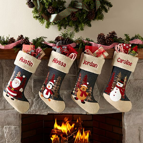 Rustic Wilderness Stocking