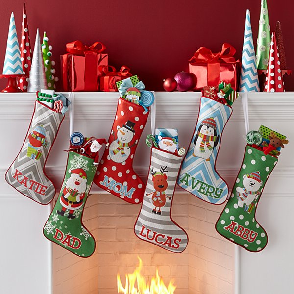Create Your Own Stocking